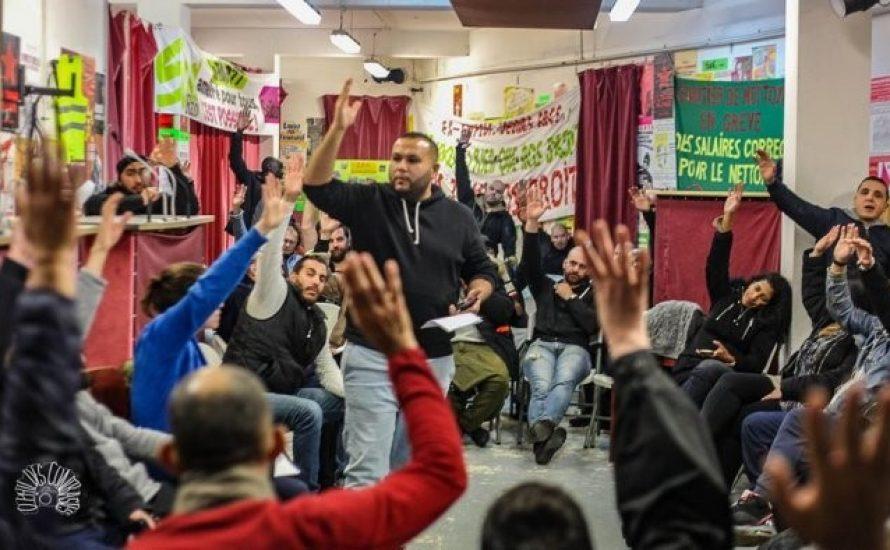 Streiks, die den Streikenden gehören: Vom Erwachen der Basis in Frankreich