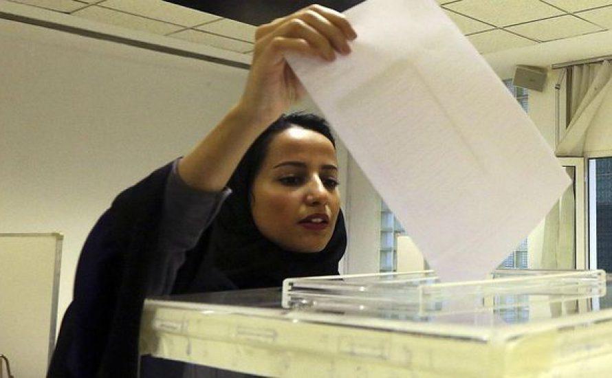 Frauenwahlrecht in Saudi-Arabien: Ein Schritt aus der Unterdrückung?