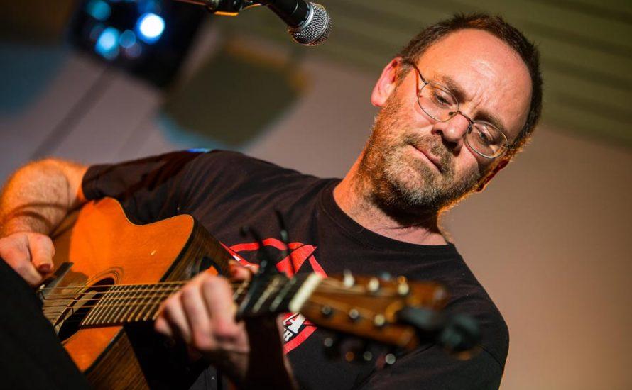 David Rovics: Musik für den Widerstand im Herzen der Bestie