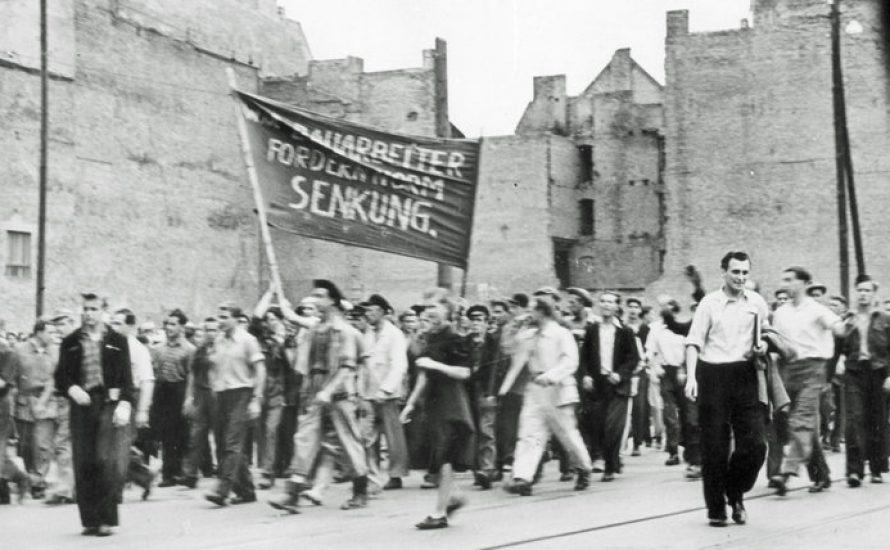 Der 17. Juni war ein Arbeiter*innenaufstand!