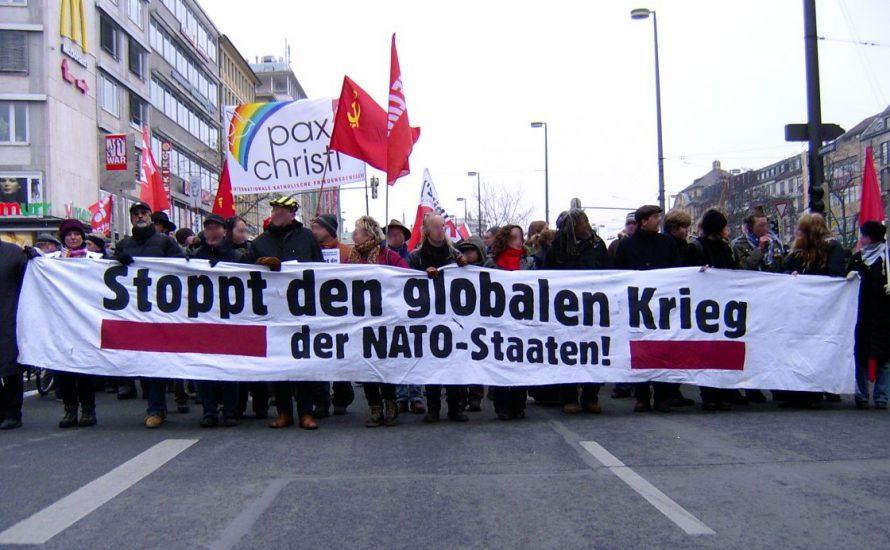 Von den Straßen in die Betriebe – gegen imperialistische Kriege!
