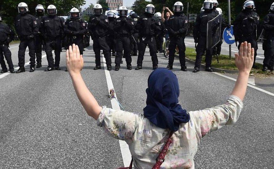 G20-Fahndung: In der Dunkelheit des Denunziantenstaates