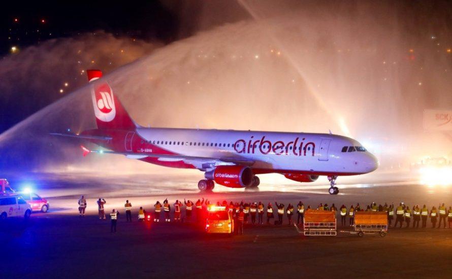 Air Berlin: Millionen für den Boss, Kündigungen für tausende Beschäftigte