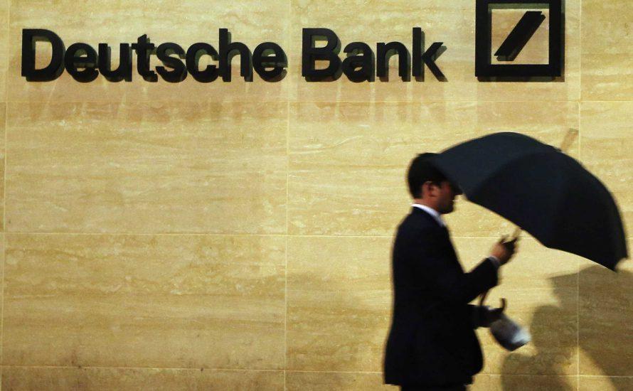 Wird die Deutsche Bank zur europäischen Lehman Brothers?