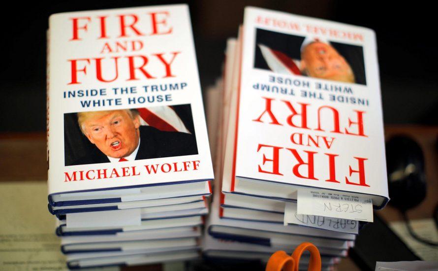 Die Welt tratscht über Trump und Bannon - Die Angriffe der Bourgeoise gehen unbemerkt weiter