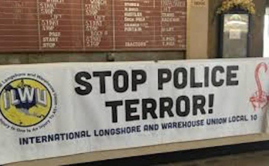 USA: Hafen- und U-Bahn-Arbeiter*innen legen während George Floyds Beerdigung die Arbeit nieder