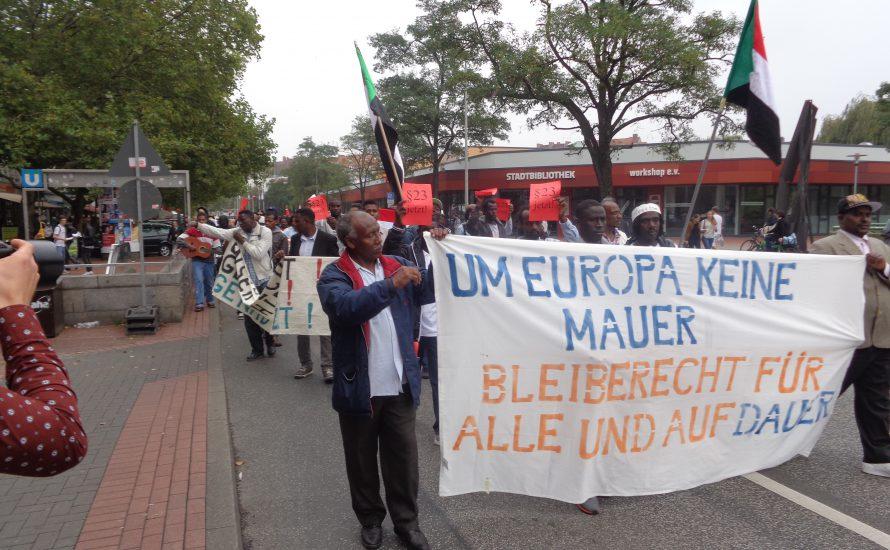 Jugend gegen Rassismus gründet sich in Hannover!