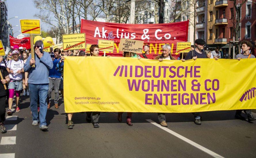 Teilerfolg in Berlin: Mieten sollen gedeckelt werden