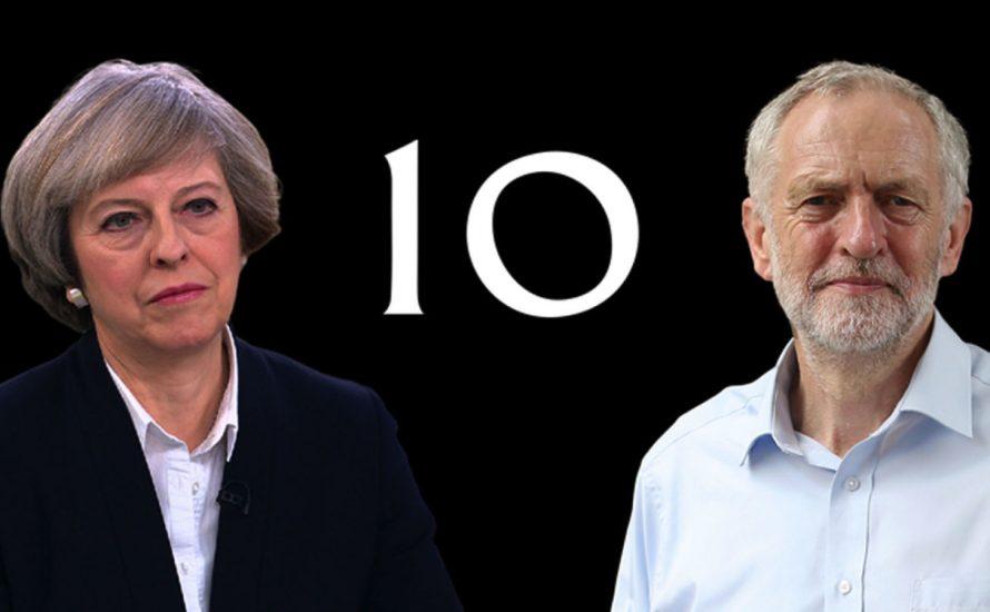 Großbritannien vor den Wahlen: Corbyn holt auf und fordert mehr Polizei