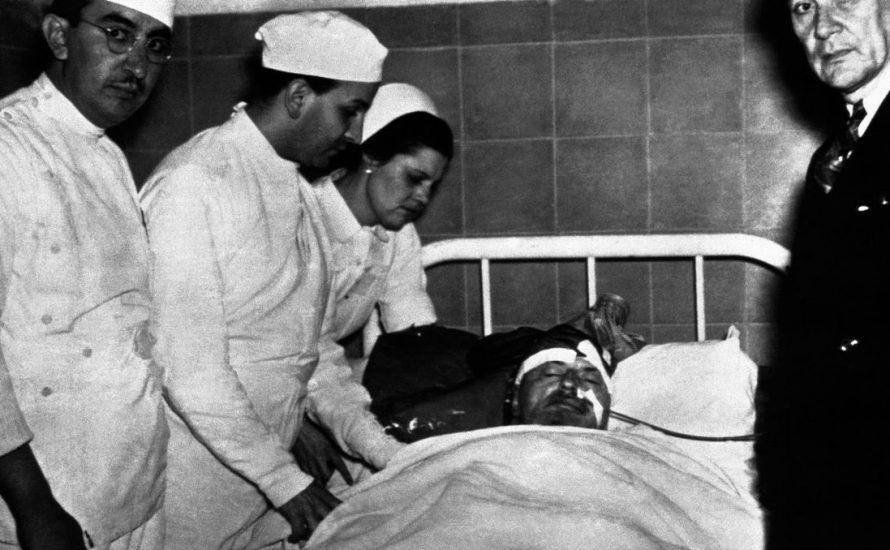 Ermordung von Leo Trotzki: Wie es geschah