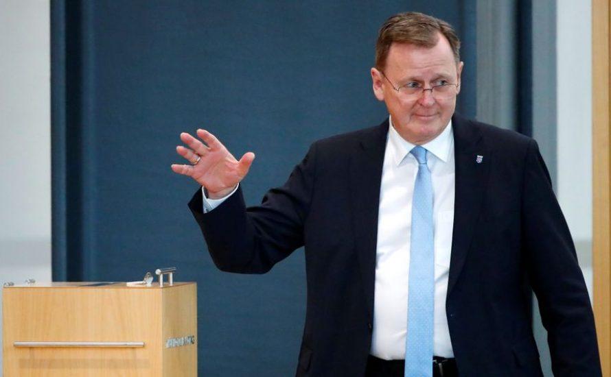Erst CDU, jetzt AfD: Ramelows Pakte zur Stabilitätssicherung