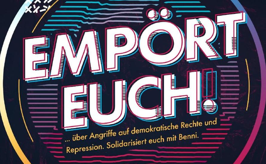 10.1. 19 Uhr: Empört Euch!-Kampagnenauftakt in Berlin
