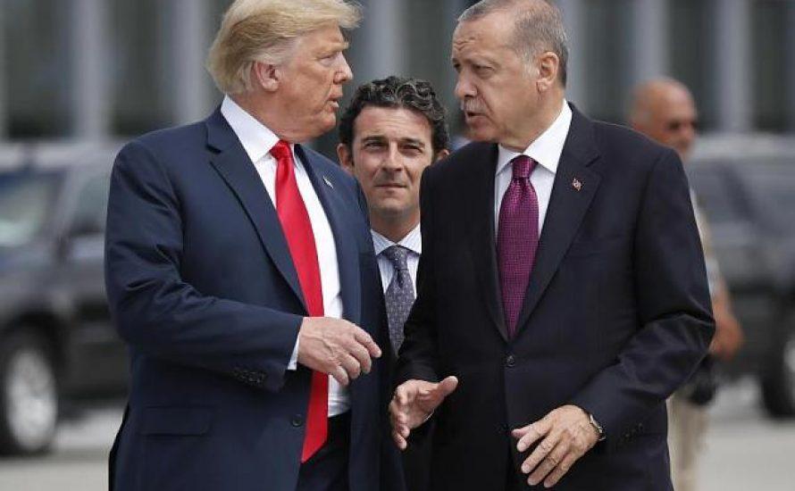 Kampf der Paläste: Trump, Erdogan und die Alleingänge
