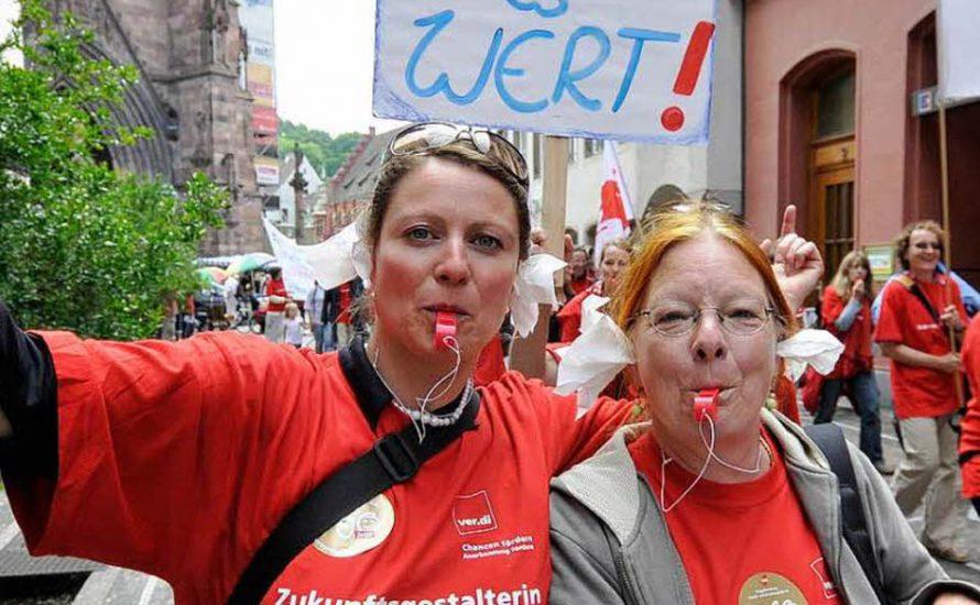 Der Streik der Erzieher*innen: ein feministischer Kampf!