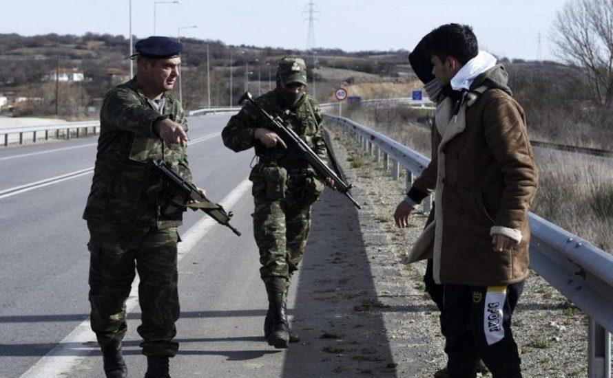 Die Tragödie an der griechischen Grenze und das mörderische Gesicht des deutschen Imperialismus und der EU