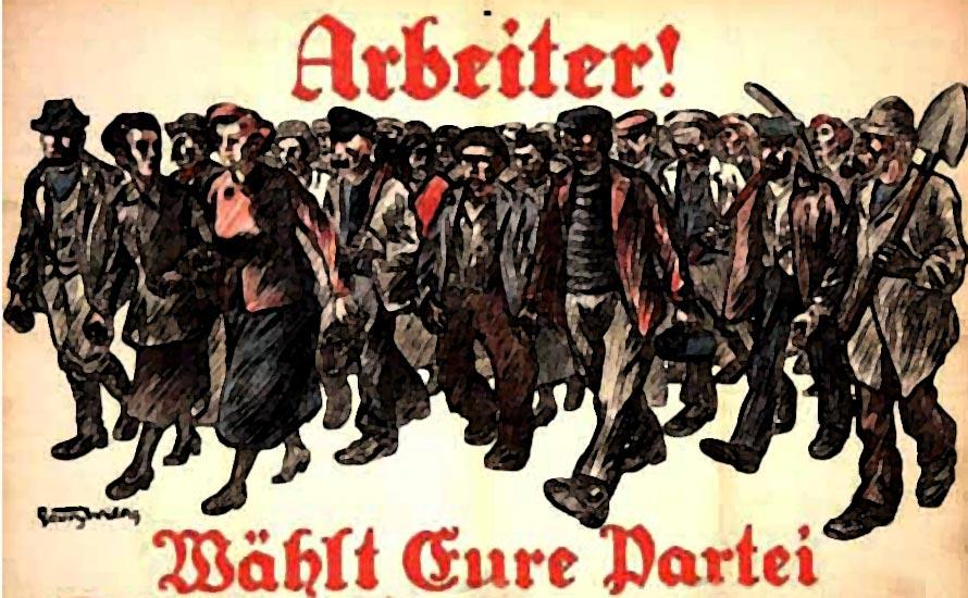 Eine Partei für uns Arbeiter*innen