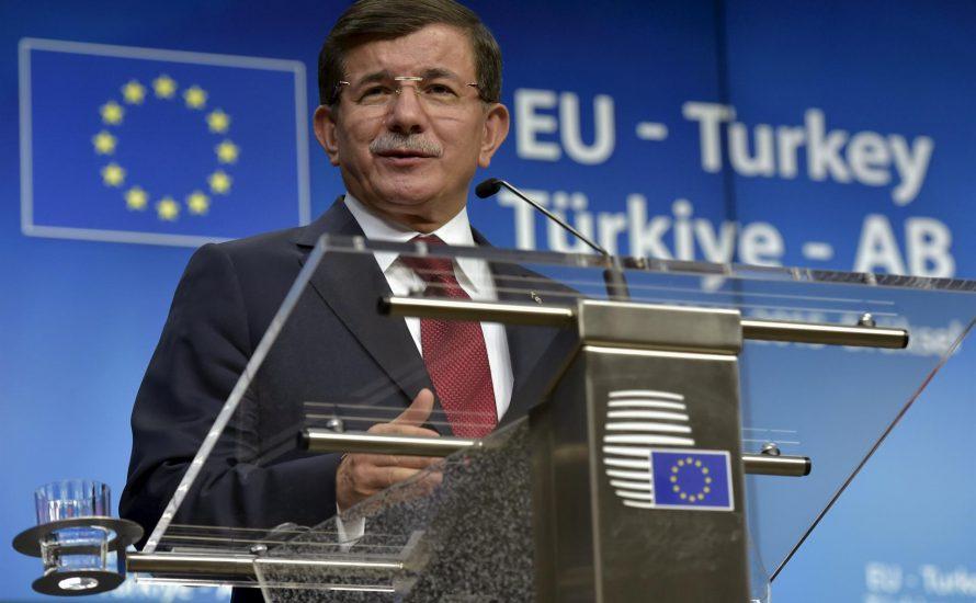 EU paktiert mit der Türkei für Krieg, Ausbeutung und Kontrolle auf Kosten der Geflüchteten