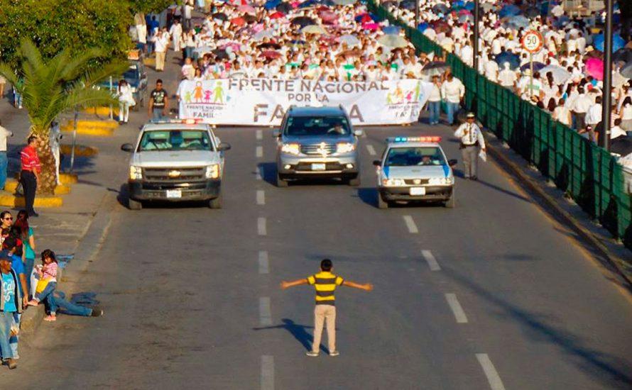 Mexiko: Ein Kind gegen Homophobie
