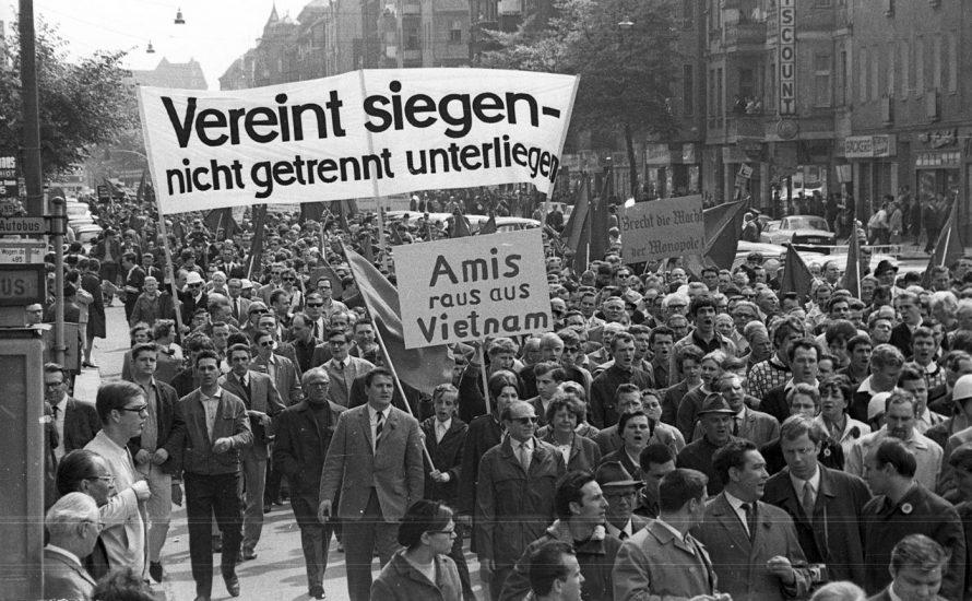 Schüler von '68: Wir fieberten dem 1. Mai entgegen