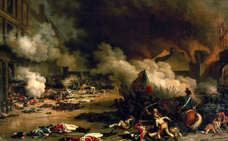 14. Juli: Die französische Revolution gehört nicht Macron!