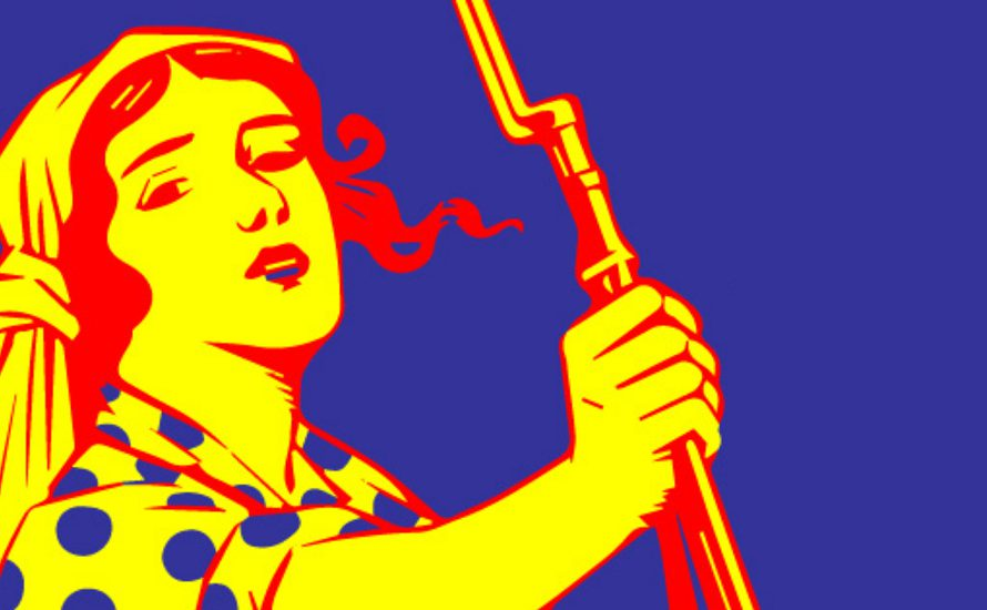 Veranstaltung in Berlin: 1917 und 2017 – vom Frauenstreik zur Revolution