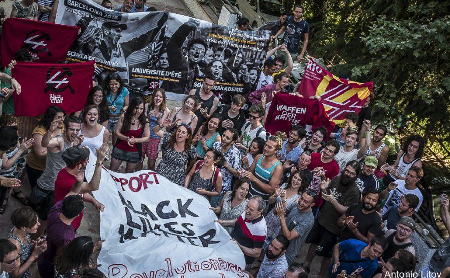 Fotoreportage von der Revolutionären Internationalistischen Sommerakademie
