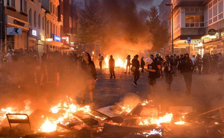 G20, PepsiCo und die Frage der Militanz