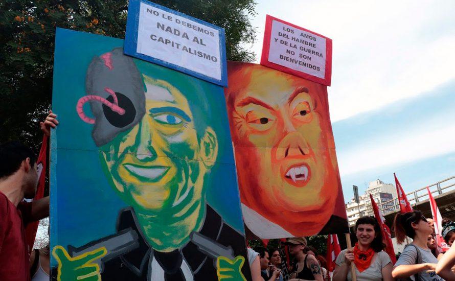 Buenos Aires: Revolutionäre Avantgarde gegen die G20