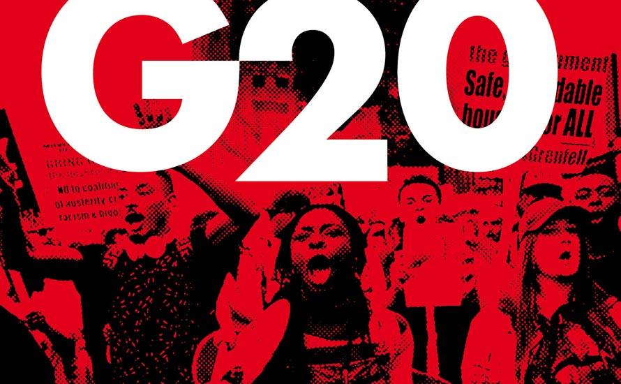 Veranstaltung in Berlin: Praktikum, Minijob, Befristung: Widerstand gegen die Welt der G20