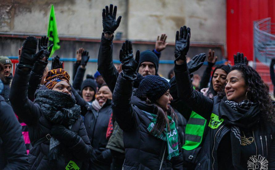 Frankreich: Demokratie der Massen auf der Straße! [mit Videos und Fotos]