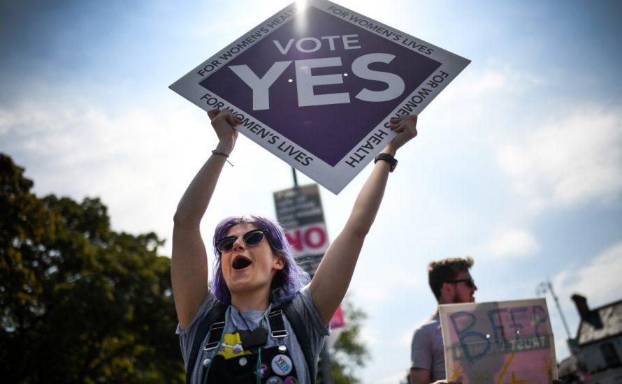 Irland: Historischer Sieg der Frauenbewegung