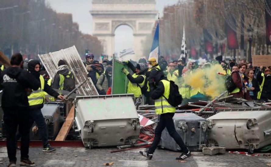 Frankreich: Gelbe Westen – wenn die Massen in Aktion treten