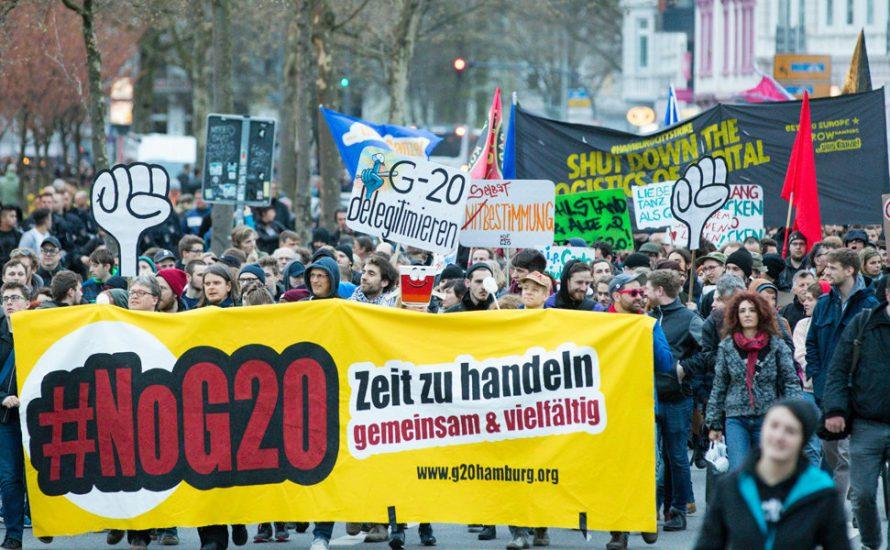 Der kommende Aufstand in Hamburg