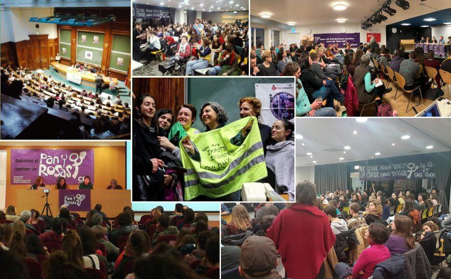 Argentinische Feministin Andrea D'Atri füllt Veranstaltungssäle in ganz Europa
