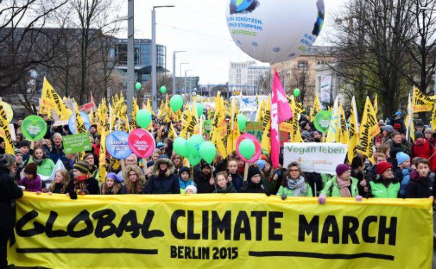 Global Climate March: Revolution oder Untergang?