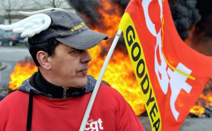 Internationale Solidaritätskampagne für die verurteilten Goodyear-Arbeiter!