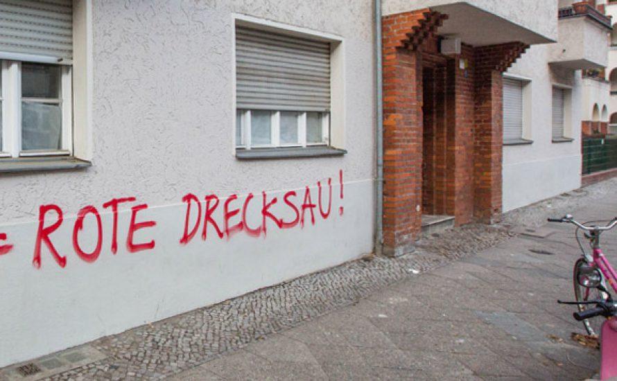 Nazis fühlen sich in Berlin-Neukölln zu wohl!