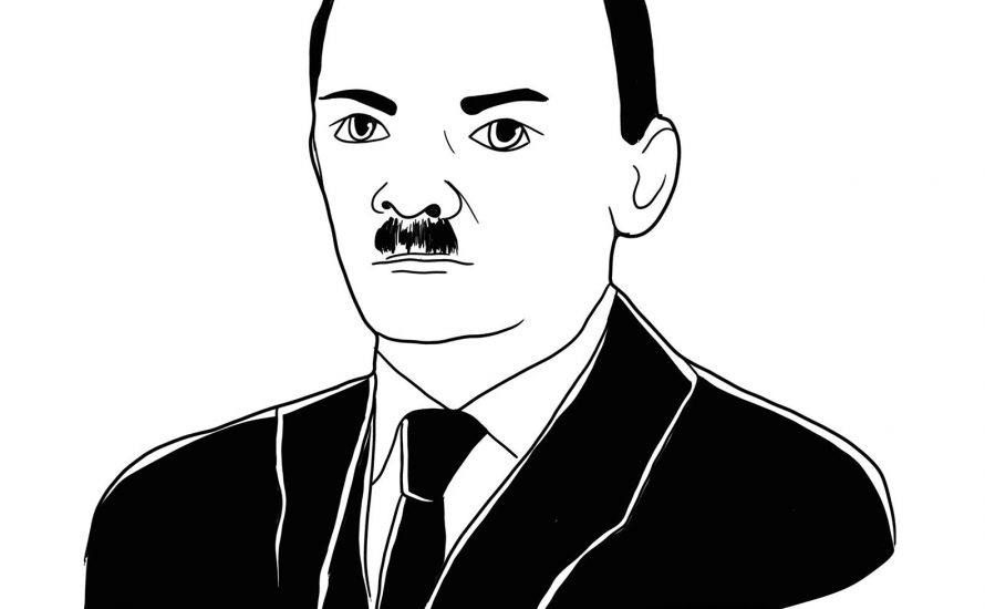 Stolperstein für Anton Grylewicz, Kämpfer für die Einheitsfront gegen den Faschismus