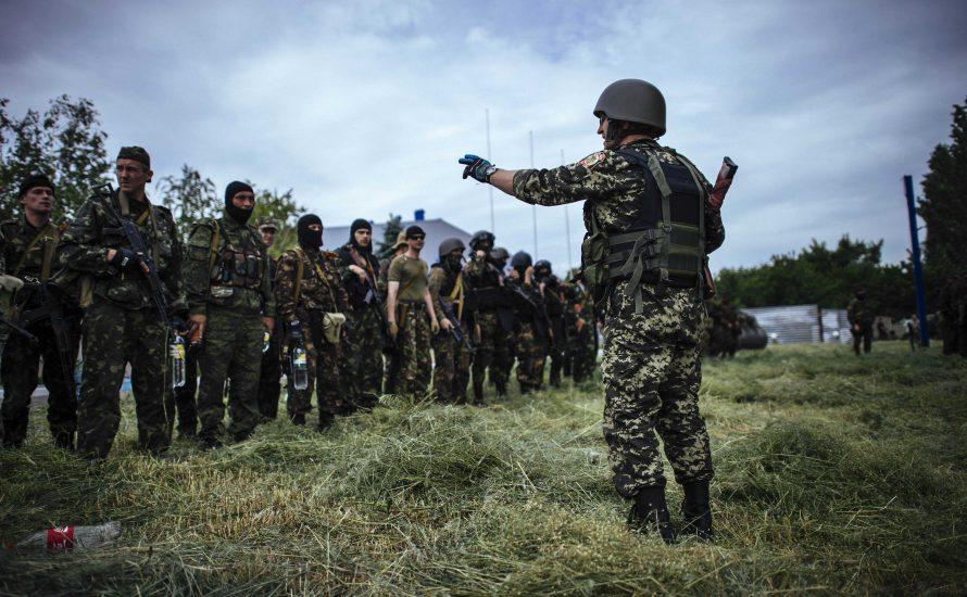 Gegen den drohenden BürgerInnenkrieg in der Ukraine!