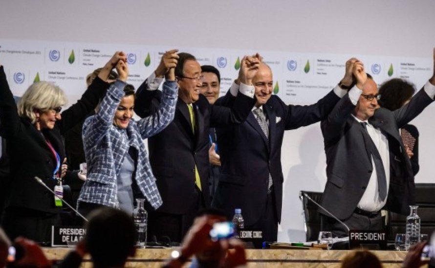 Historisches Abkommen gegen den Klimawandel oder monumentale Farce?