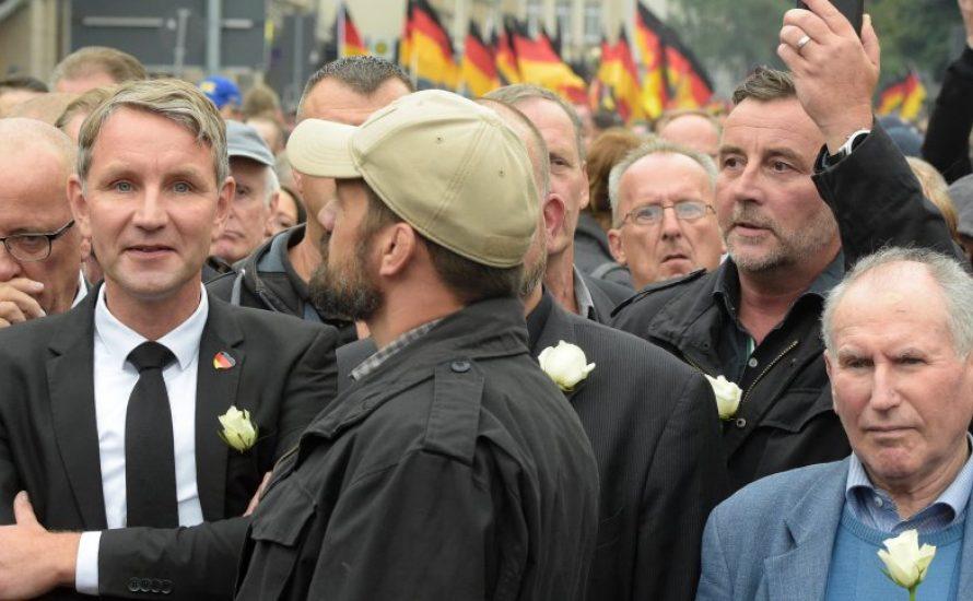 Nach Chemnitz: AfD führt die Nazis in die Schlacht