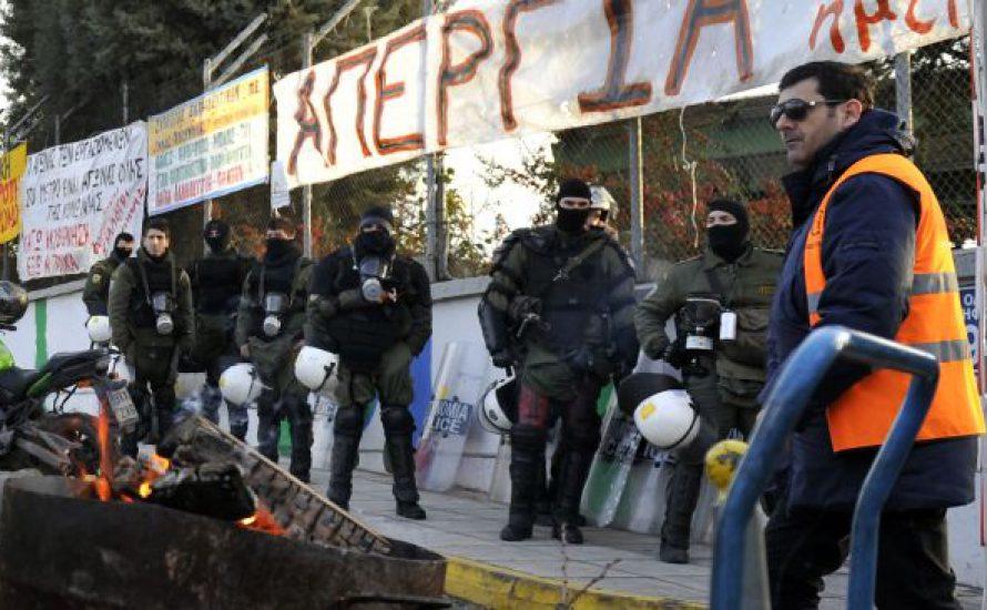 Radikalisierung und Repression