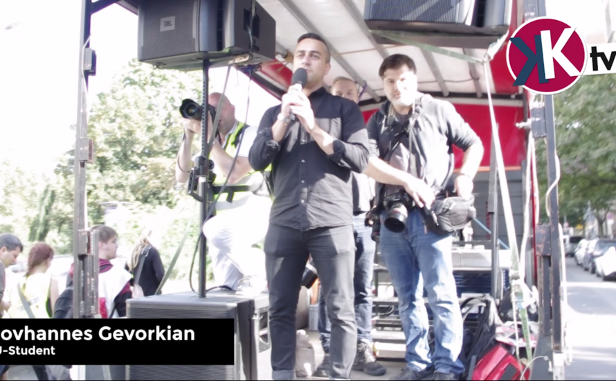[Video] Solidarität von TVStud für den Charité-Streik