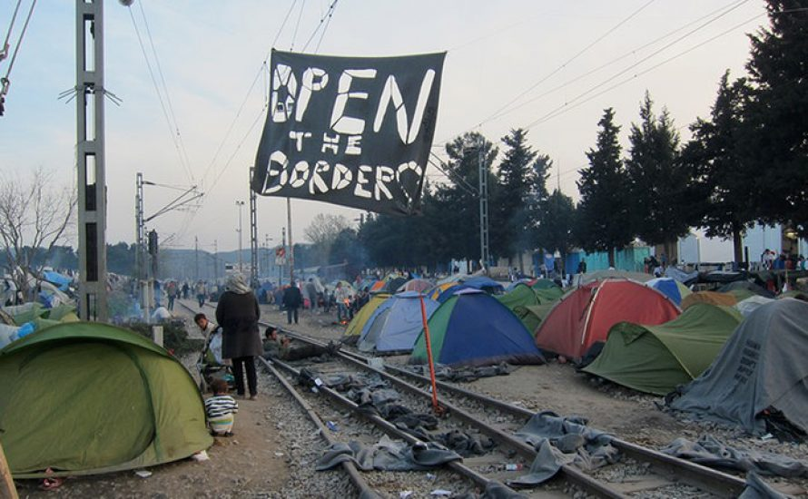 Ángel Hernández: The Exodus Lecture – Der Krieg, das Verlangen und der Verrat