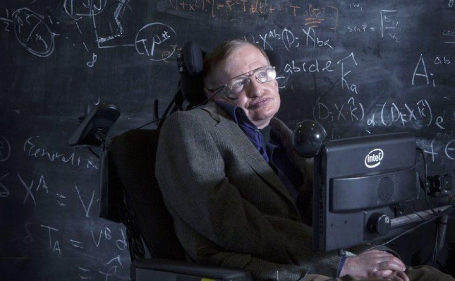 Stephen Hawking, theoretischer Physiker und Kapitalismuskritiker, heute gestorben