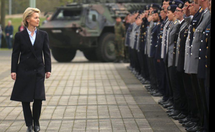 """Bundeswehrskandal: Militarismus und Rassismus als """"Leitkultur"""" der herrschenden Klasse"""