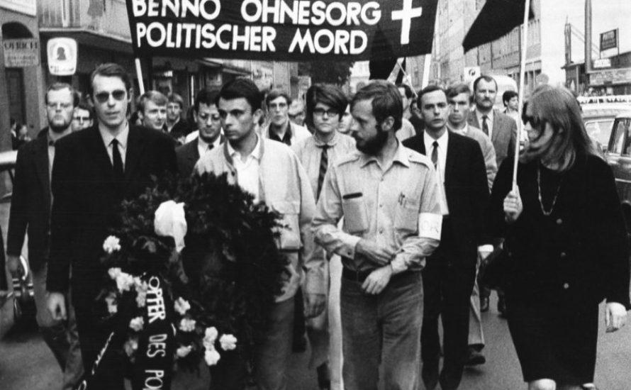 Ermordung Benno Ohnesorgs vor 50 Jahren: Kein Vergessen, kein Vergeben!