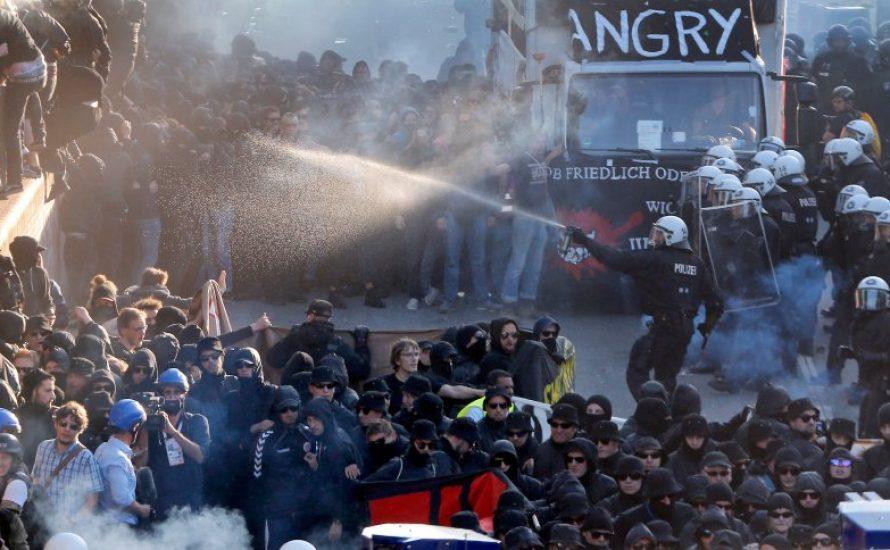 Nach G20 Welcome to Hell – Rot-grüne Landesregierung muss zurücktreten!