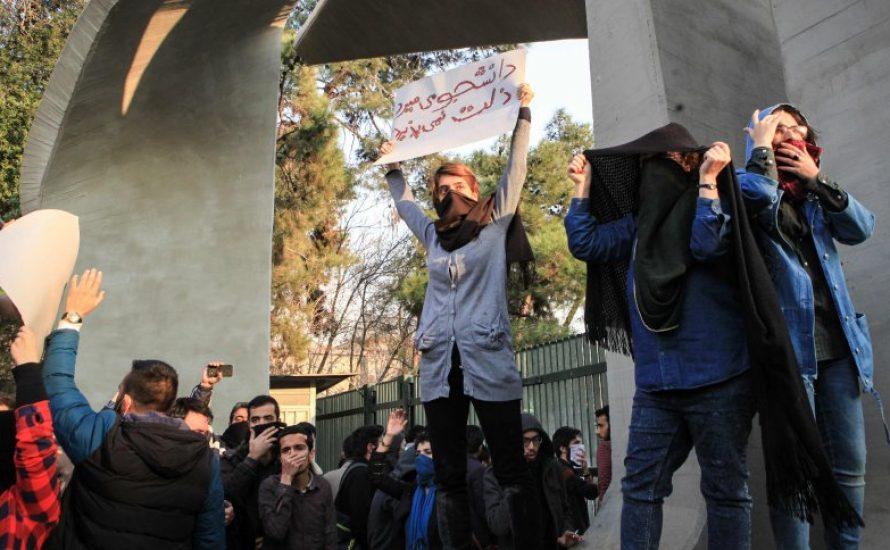 #Iranprotests: Ist das Islamische Regime am Ende?