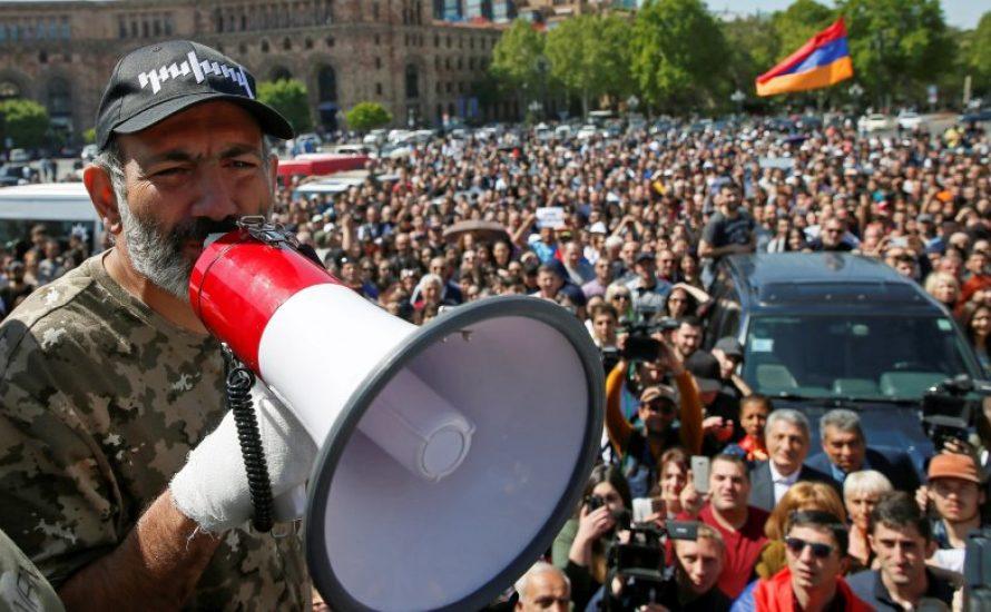 Nikol Paschinyan und der Bonapartismus in Armenien